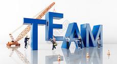 团队协作图片