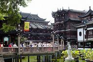 上海地标老城隍庙图片
