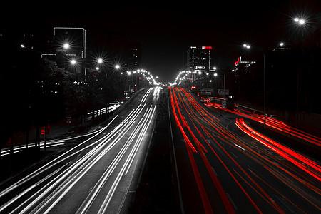 北京夜景图片