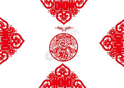 中国剪纸图片 中国剪纸素材 中国剪纸高清图片 摄图网图片下载 第3页