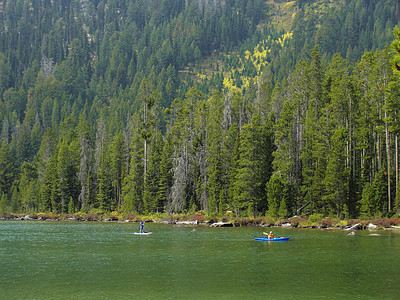 美国国家公园的美景图片