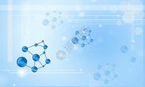 科技分子图片