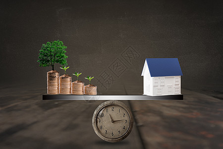 未来理财投资图片