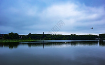 武汉东湖听涛景区图片