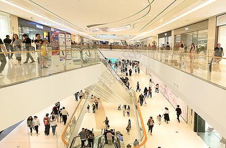 万象城内商场图片