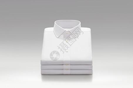 白衬衫服装图片