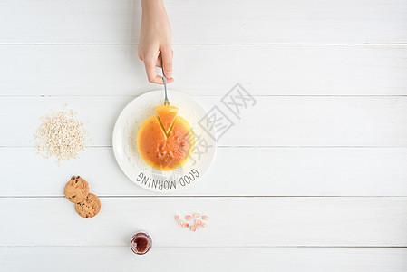 奶酪蛋糕图片