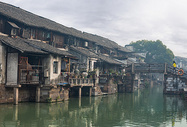 江南水乡旅游景点乌镇图片