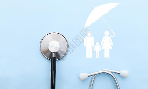健康医疗保护图片