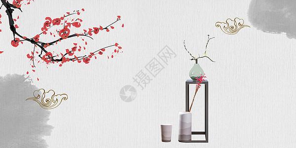 中国风桌子图片