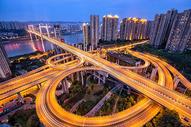 重庆鹅公岩立交桥图片