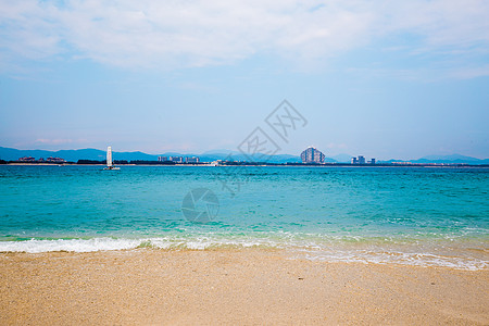 海南海滨城市图片