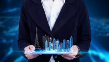 科技化城市图片