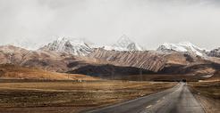 西藏公路图片
