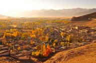 西藏秋色图片
