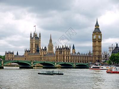 伦敦国会大楼图片