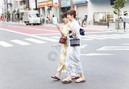 东京街景图片