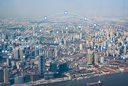 城市网络GPS图片