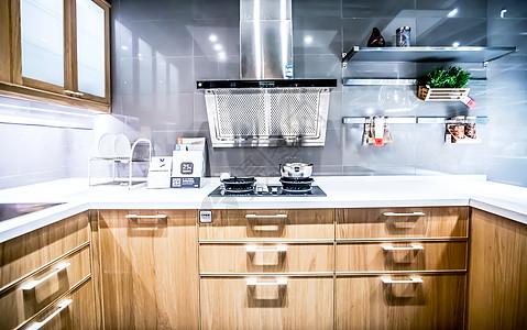 厨房一角图片