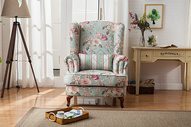 沙发椅摄影图片