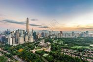 深圳地标城市建筑风光图片