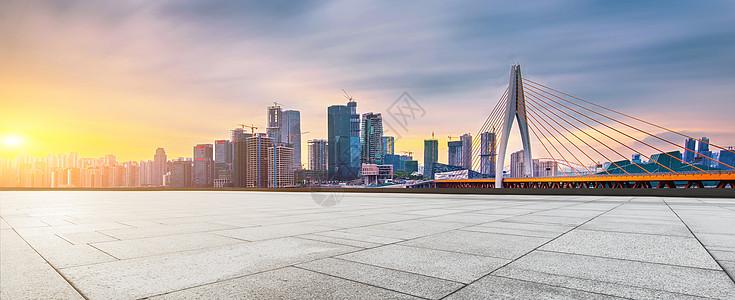 城市地面背景素材图片