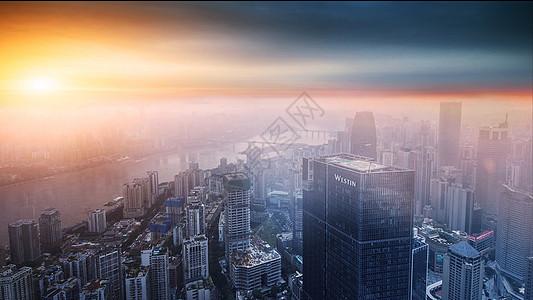 唯美重庆城市风光图片