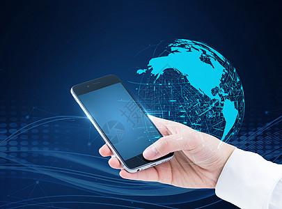 互联网智能手机图片