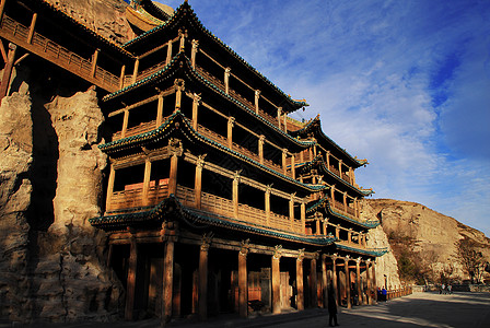 中国古建筑古楼图片