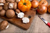 有机蔬菜食材500648768图片