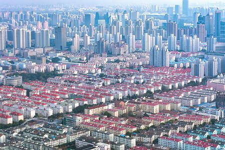 上海CBD夜景图片