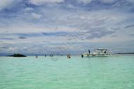菲律宾薄荷岛出海游处女岛图片