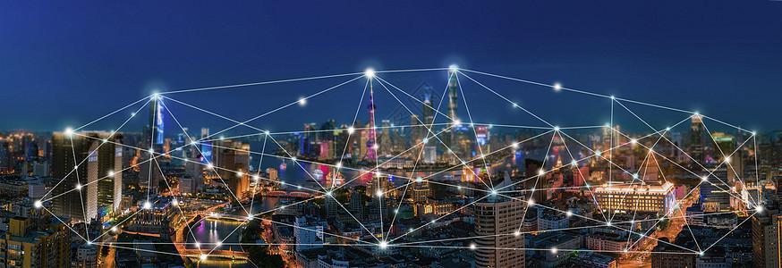 互联网科技城市图片