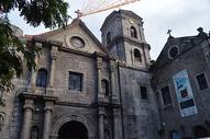 菲律宾马尼拉天主教堂图片