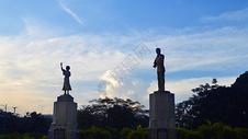 菲律宾马尼拉地标建筑图片