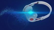 科技感耳机图片