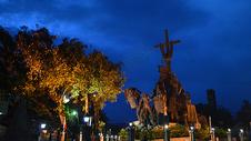 菲律宾宿雾老城街道街景图片