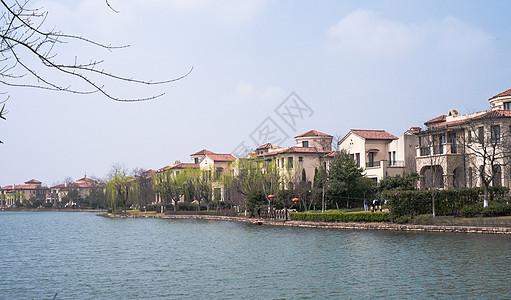 湖居别墅图片