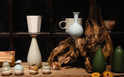 陶瓷瓶图片