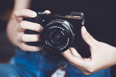 相机摄影展示图片