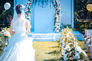 婚礼新娘图片