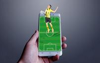 3D足球直播图片