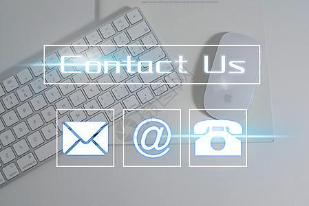 联系我们图片