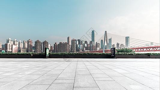 重庆大剧院路面前景素材图片
