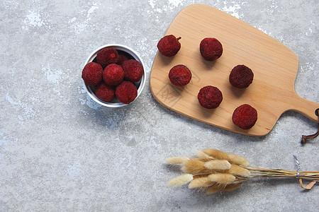 新鲜水果杨梅图片