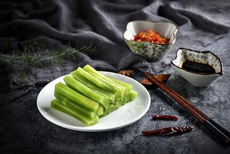 火锅菜之莴笋图片