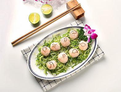火锅鱼丸图片