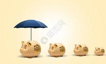 投资理财安全保护图片