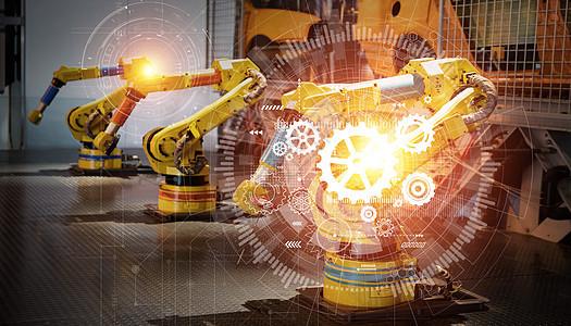 机械科技图片