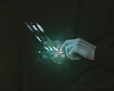 数字智能互联网科技图片